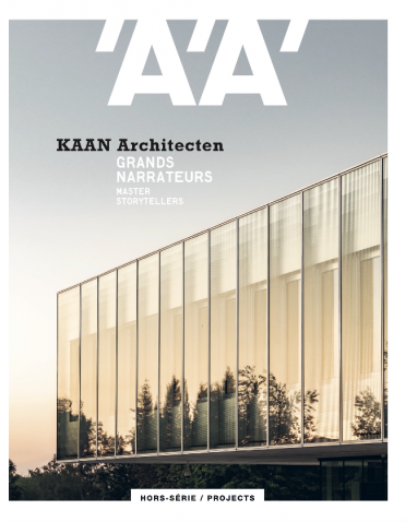 KAAN ARCHITECTEN SPECIAL ISSUE
