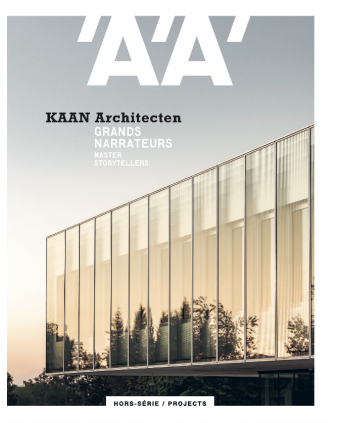 KAAN ARCHITECTEN SPECIAL ISSUE