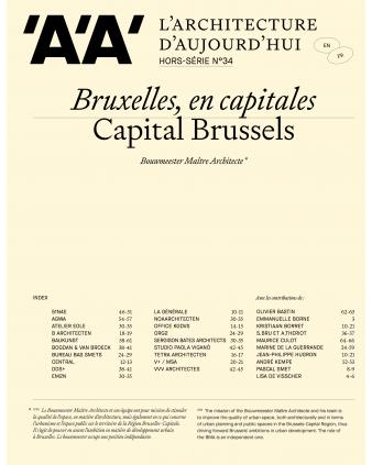 HORS-SÉRIE BRUXELLES, EN CAPITALES