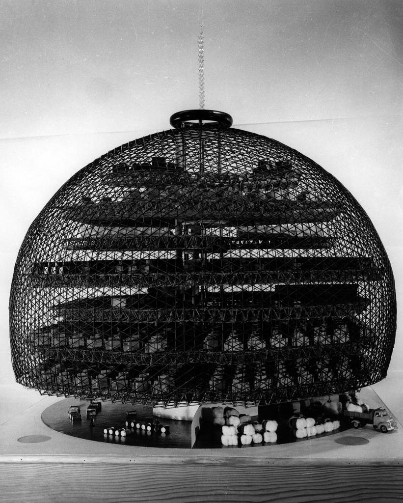 Buckminster-Fuller-Vertical-Cotton-Mill