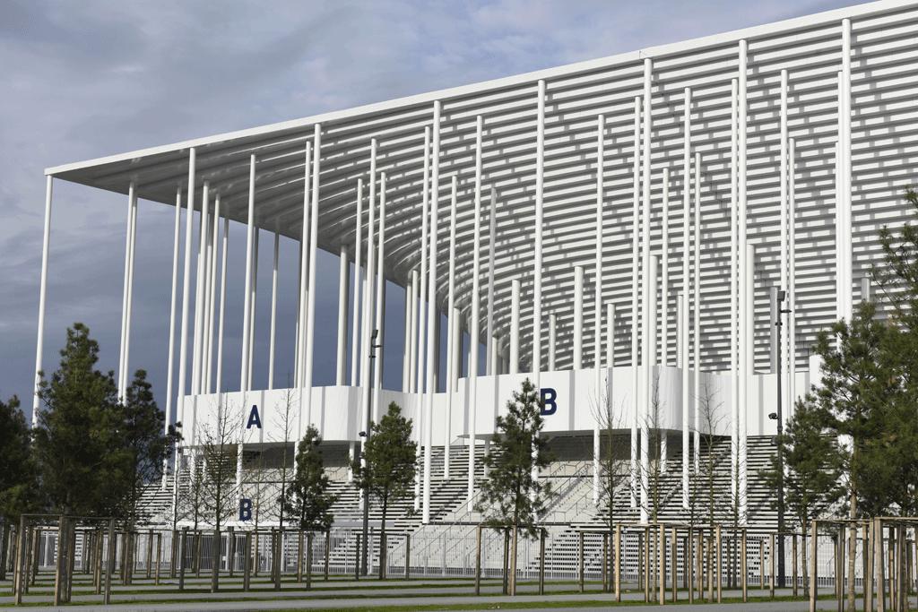 L 39 architecture d 39 aujourd 39 hui nouveau stade de bordeaux for L architecture