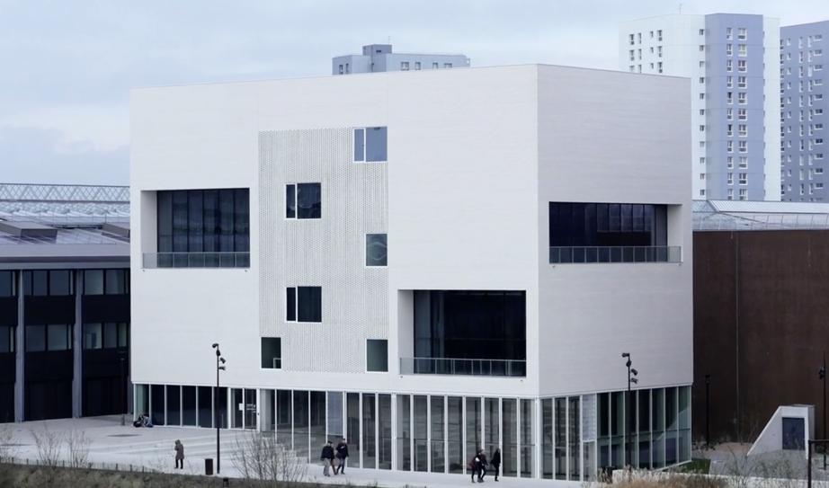 l 39 architecture d 39 aujourd 39 hui le conservatoire de nantes se d voile l 39 architecture d 39 aujourd 39 hui. Black Bedroom Furniture Sets. Home Design Ideas