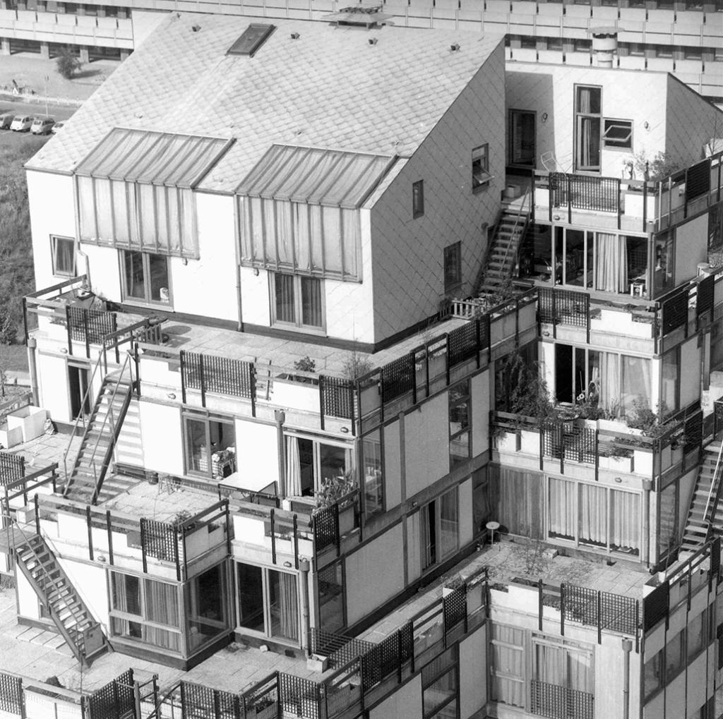 © Atelier d'Architecture Simone et Lucien Kroll