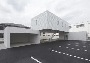Clinique dentaire, Nagasawa, Japon, 2014.