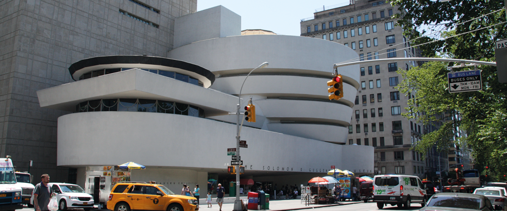 Musée Solomon R. Guggenheim, New York © Stine Merete