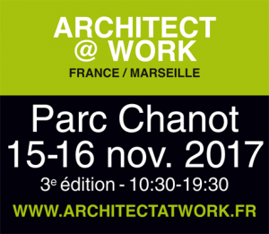 ARCHITECT AT WORK MARSEILLE 2017 - Visuel Module internet AA - 460x400