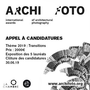 encart Archifoto2019_Architecture dAujourdhui