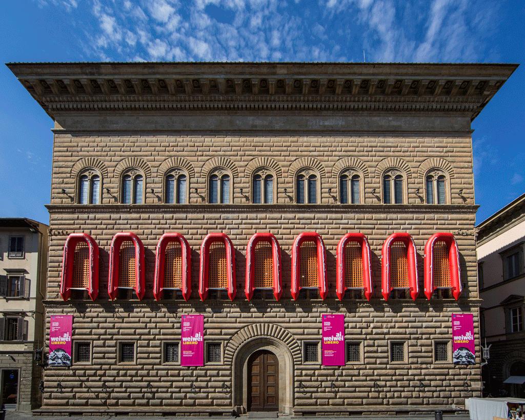 Reframe, Palazzo Strozzi