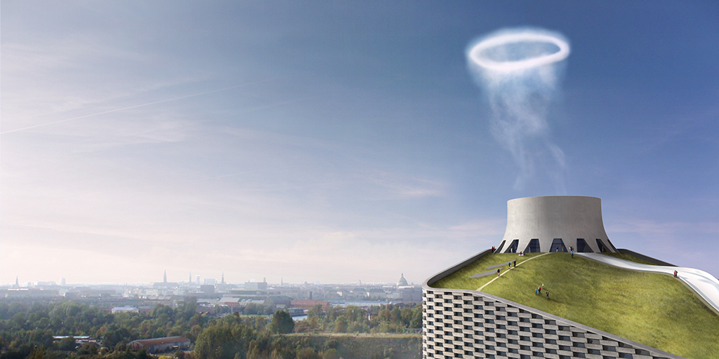 © 2011-2016 realities:united. BIG Vortex Smoke Ring Emitter for Amagerforbrænding waste-to-energy plant in Copenhagen.