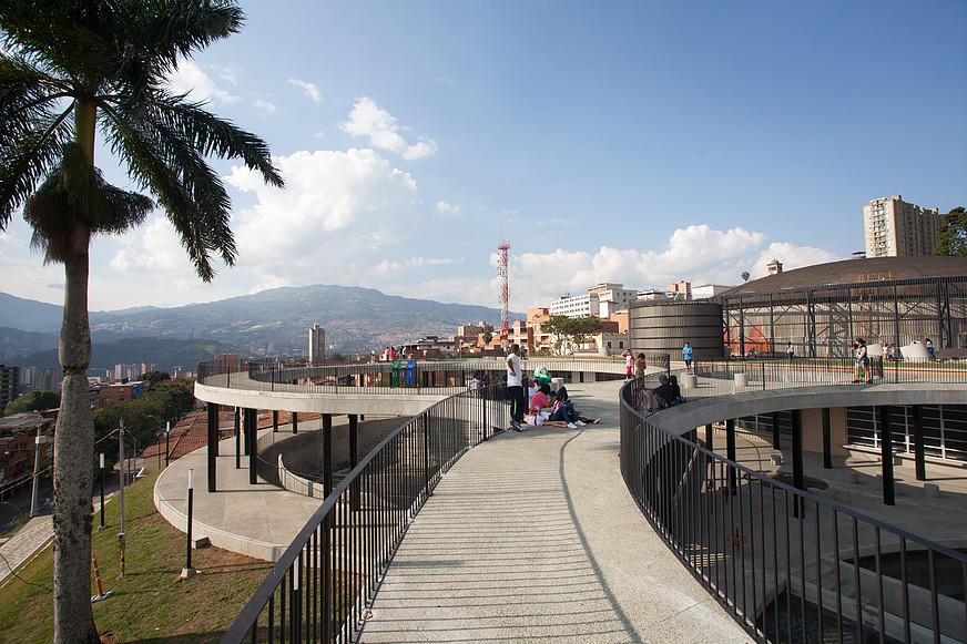 © Colectivo720. UVA El Orfelinato, Medellin.