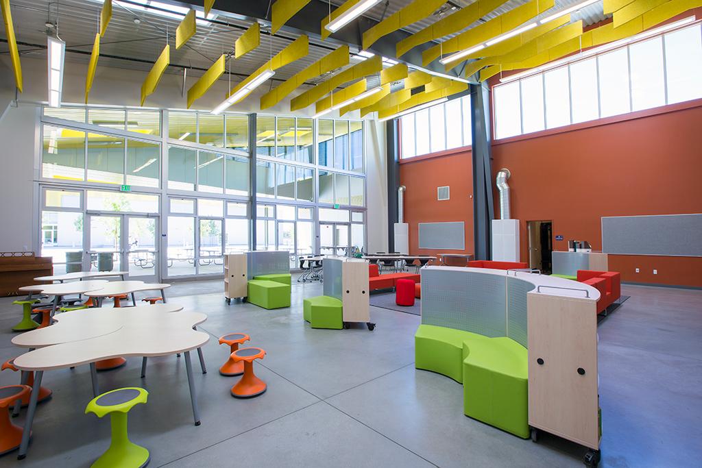 Twin Rivers Charter School, ©SLO