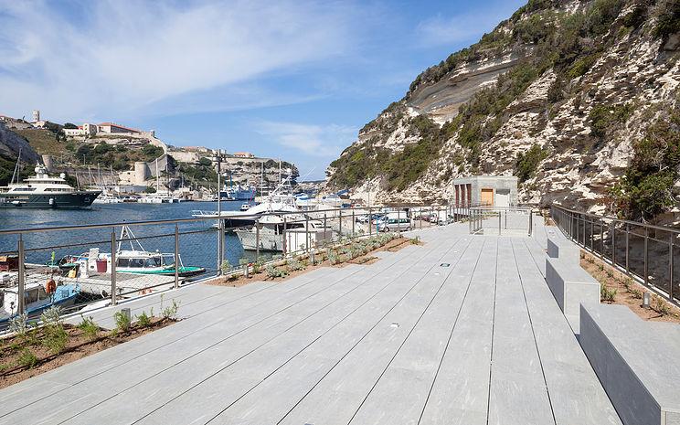 Maison des pêcheurs de Bonifacio ©Buzzo Spinelli