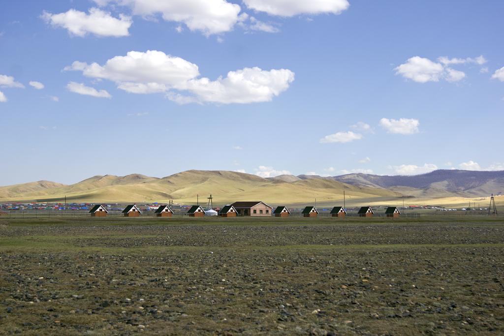 5. Camps de touristes