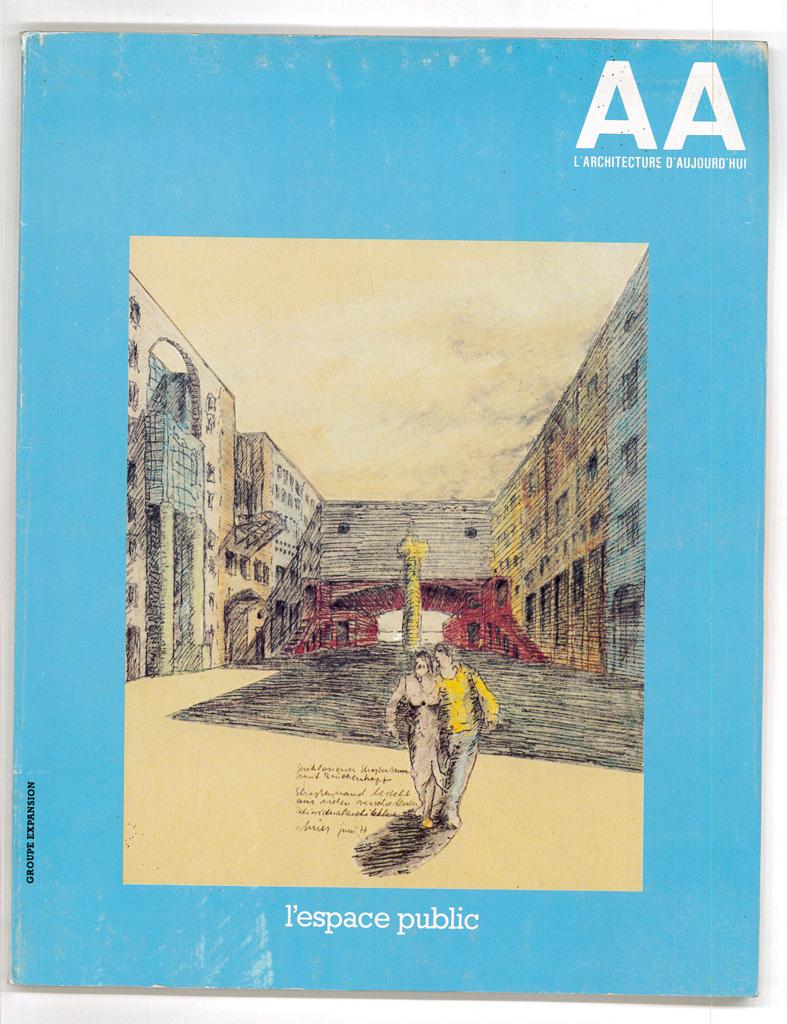© L'Architecture d'Aujourd'hui, n°198