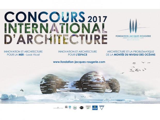 affiche Fondation Jacques Rougerie