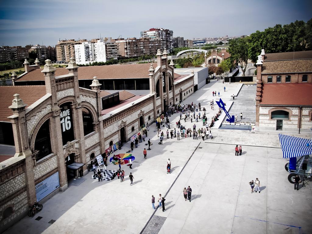 © Matadero, Madrid
