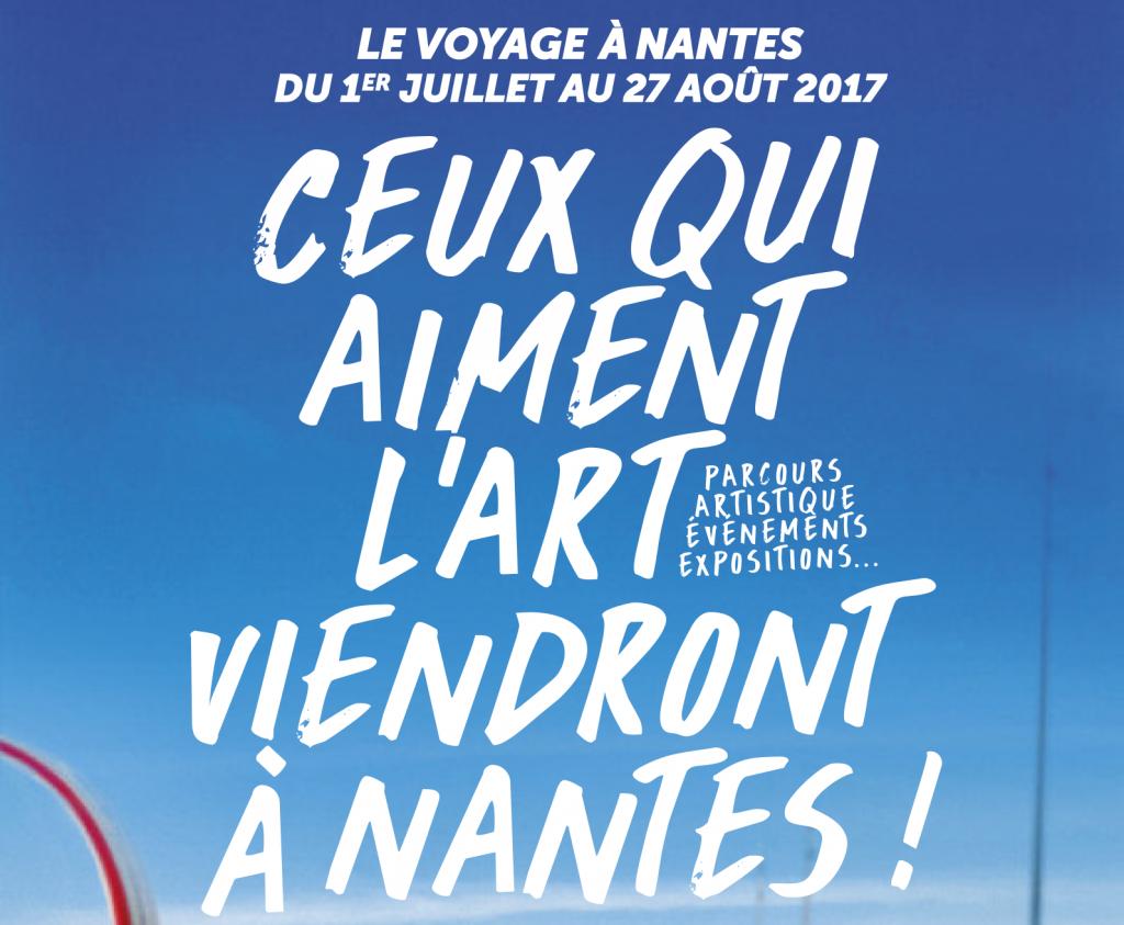 © Le Voyage à Nantes