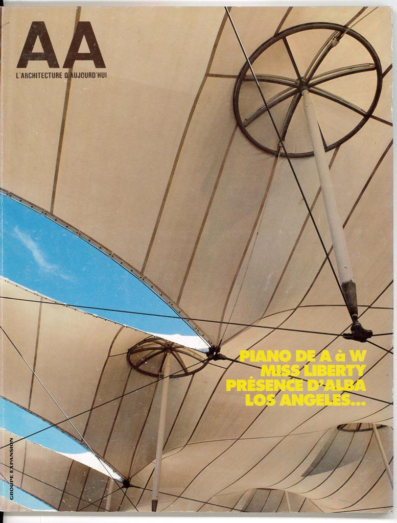 n°246, 1986 © L'Architecture d'Aujourd'hui