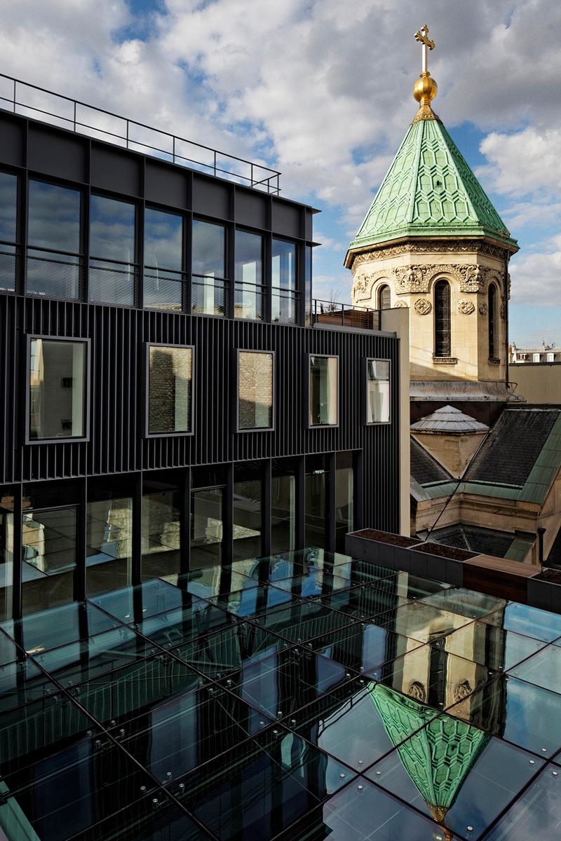 Maitre D Oeuvre Cholet l'architecture d'aujourd'hui | off the record: dtacc | l