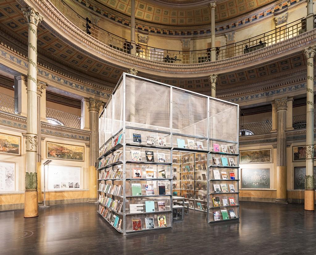 PRESS BOX ©Marco Cappelletti