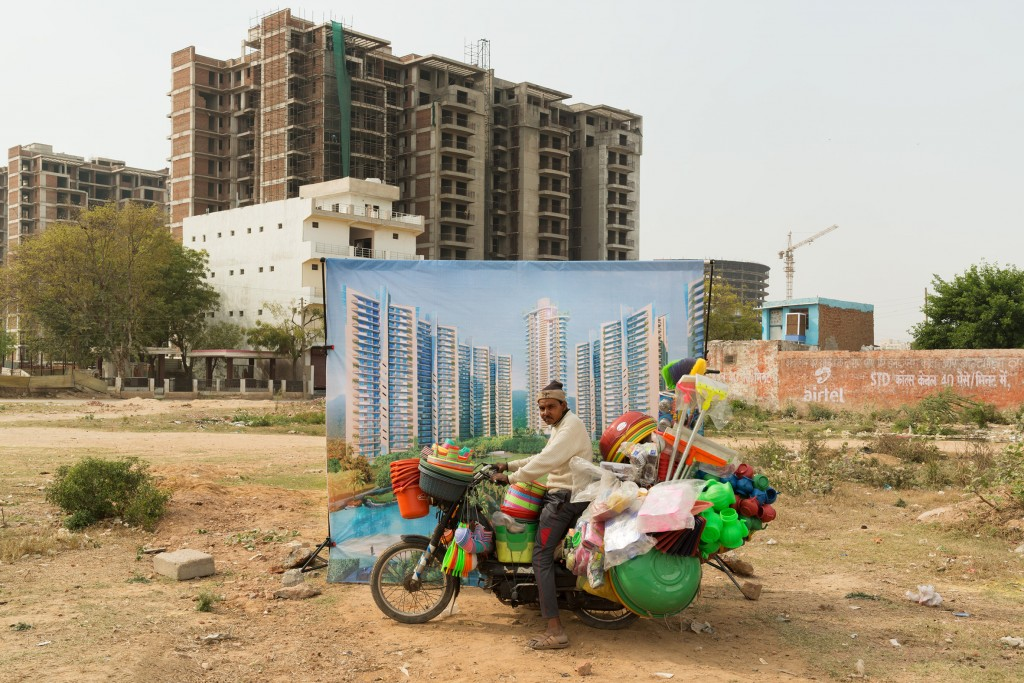 Archifoto 2017 : Arthur Crestani, Bad City Dreams, Gurgaon, Inde, 2017 © Arthur Crestani