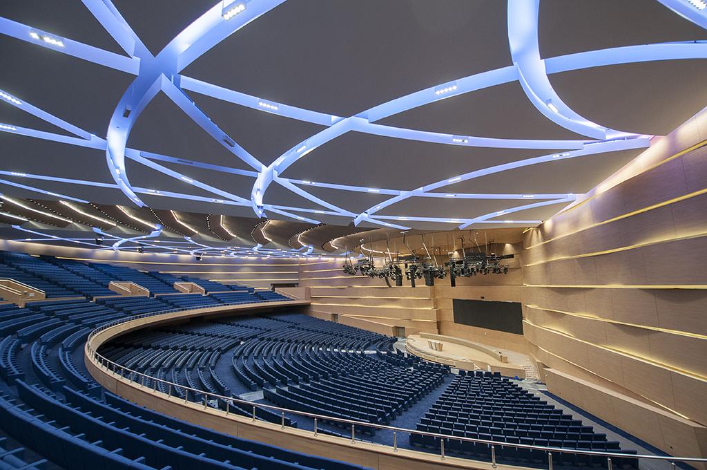 L architecture d aujourd hui centre international des