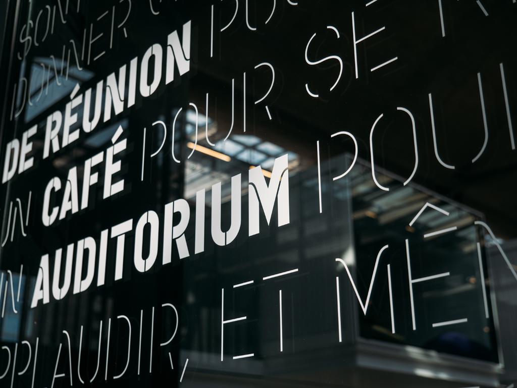 Station F, © Intégral Ruedi Baur