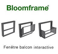 Bloomframe. Kawneer ©DR