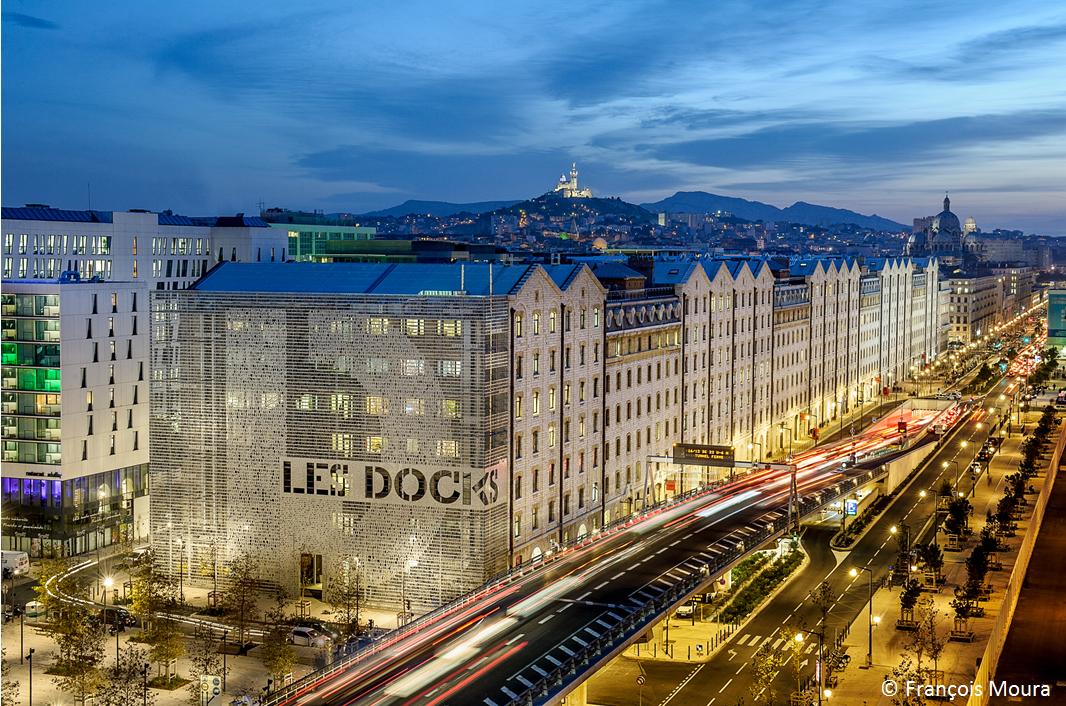 Les Docks, Marseille ©DR