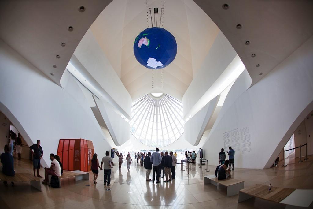 Musée de Demain - Rio de Janeiro