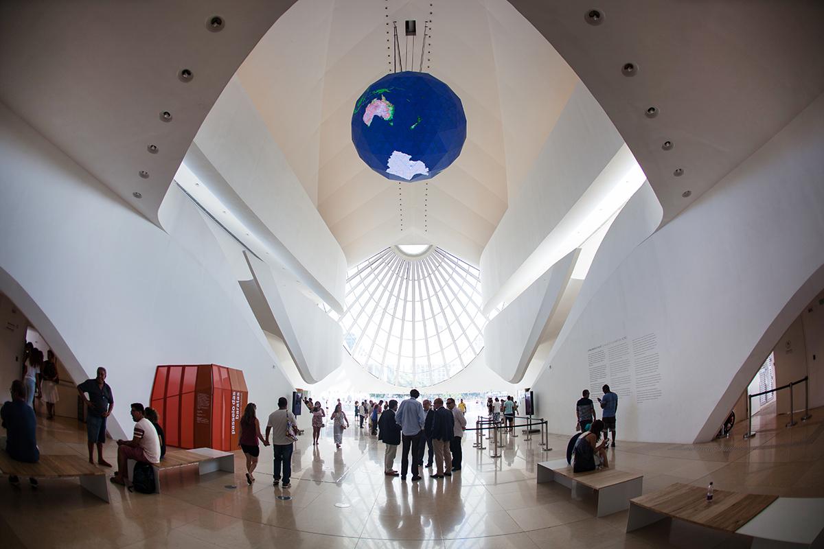 Musée de Demain - Rio de Janeiro ©DR