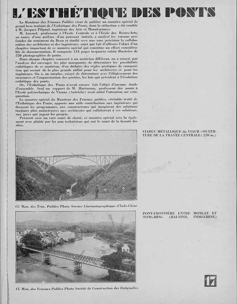 L'Architecture d'Aujourd'hui n°4, 1931 ©DR