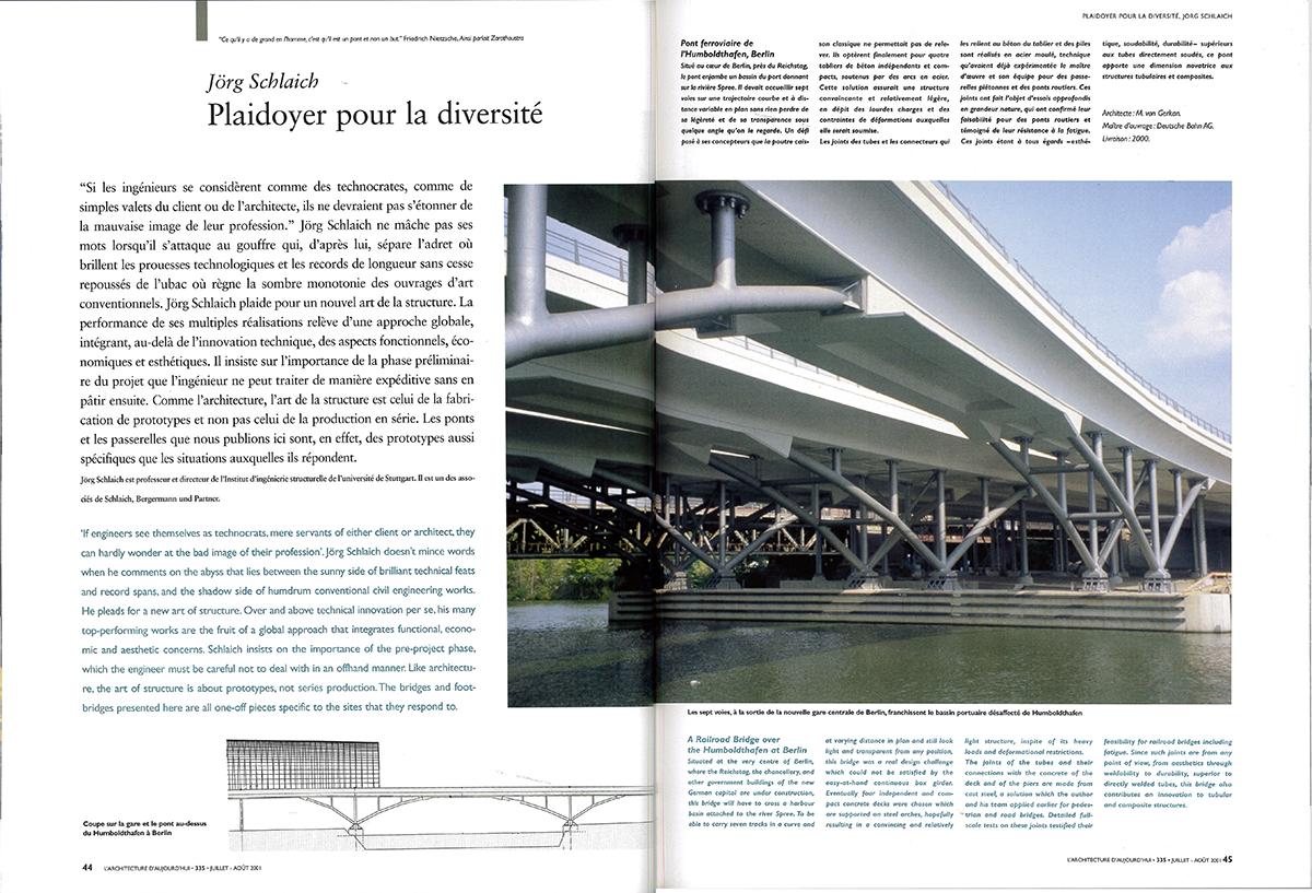 L'Architecture d'Aujourd'hui n°335 ©DR