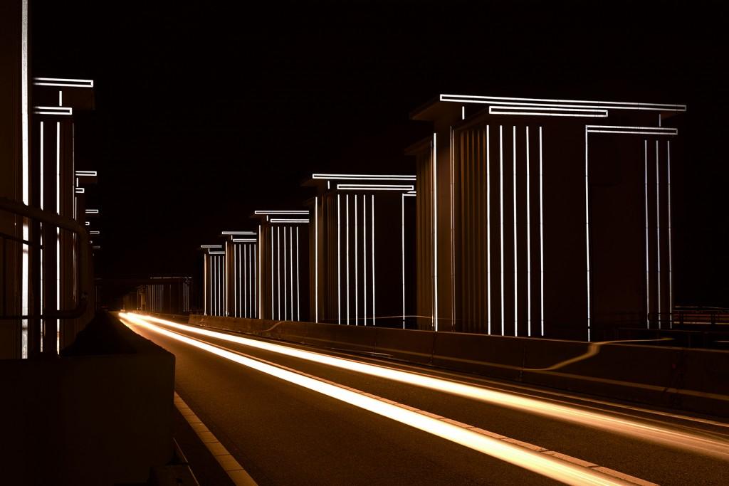 Gates of Light ©Studio Roosegaarde