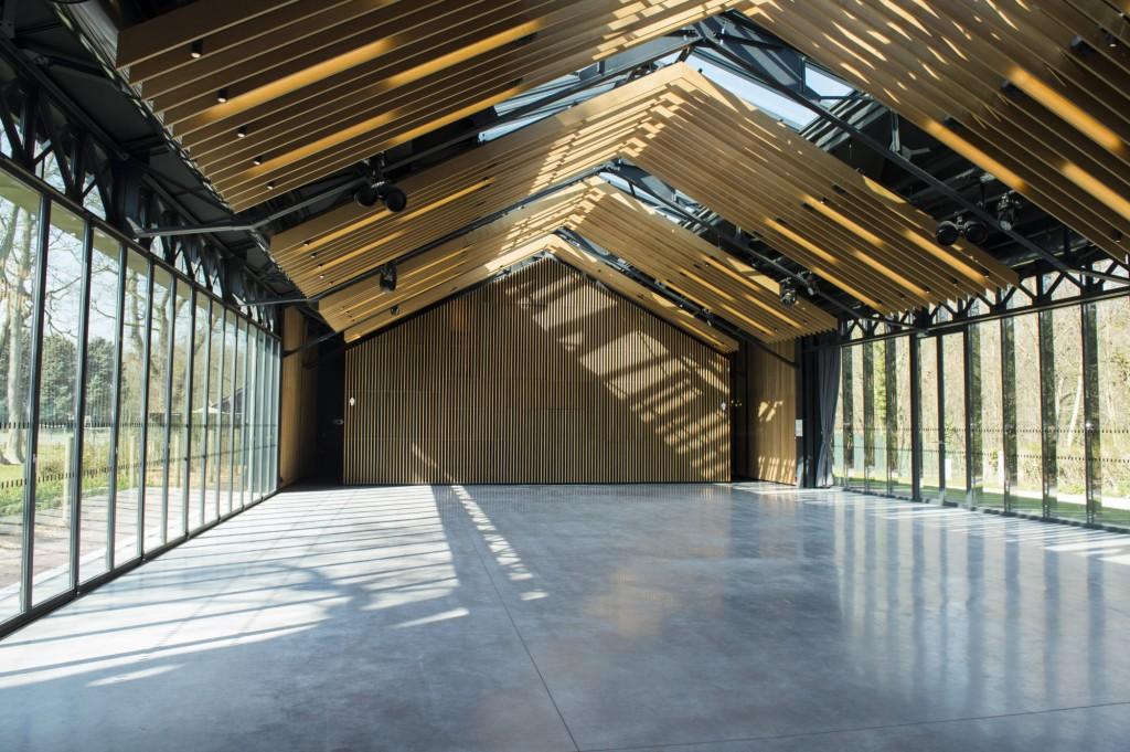 Le Nouveau Pavillon, Paris ©INÉDIT Architecture