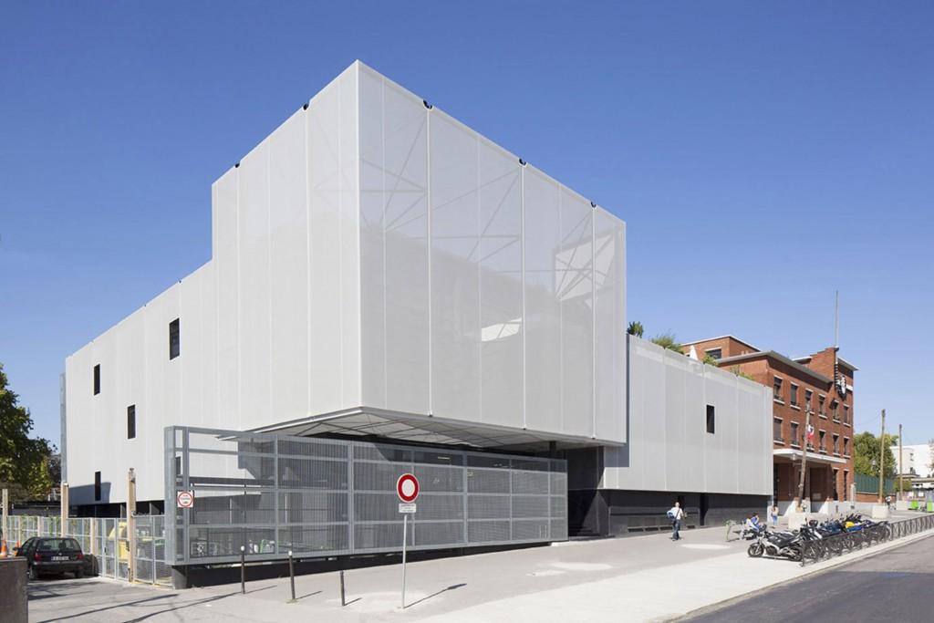 École 42, Paris ©INÉDIT Architecture