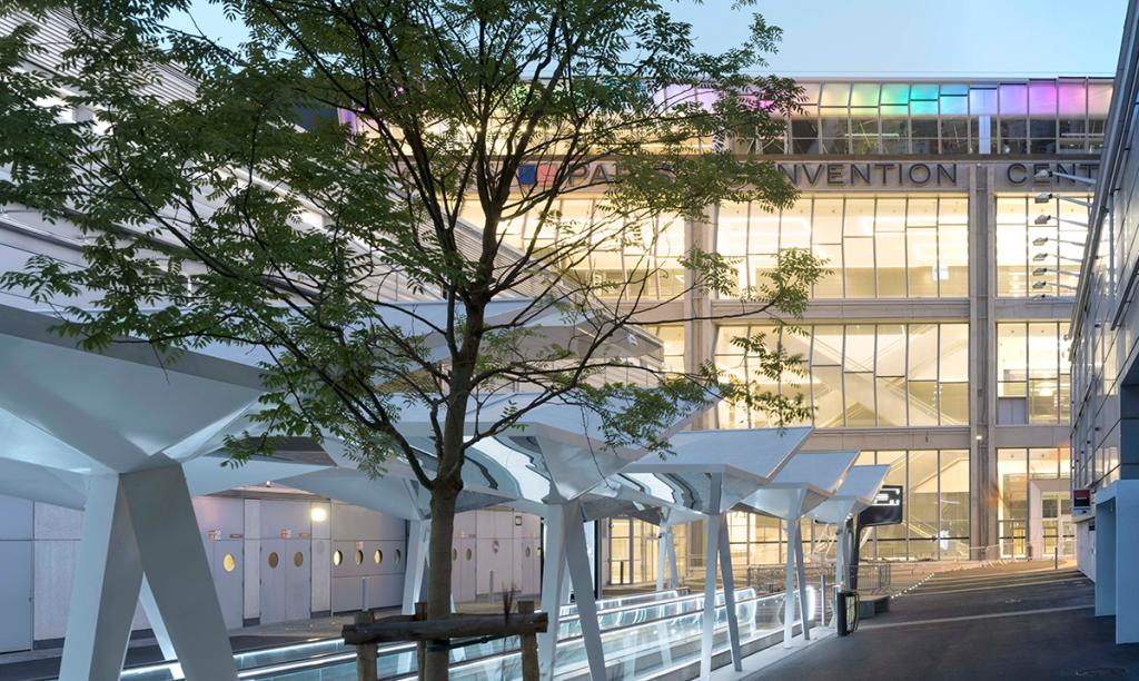 Le nouveau Hall 7, restructuré par Valode & Pistre ©DE