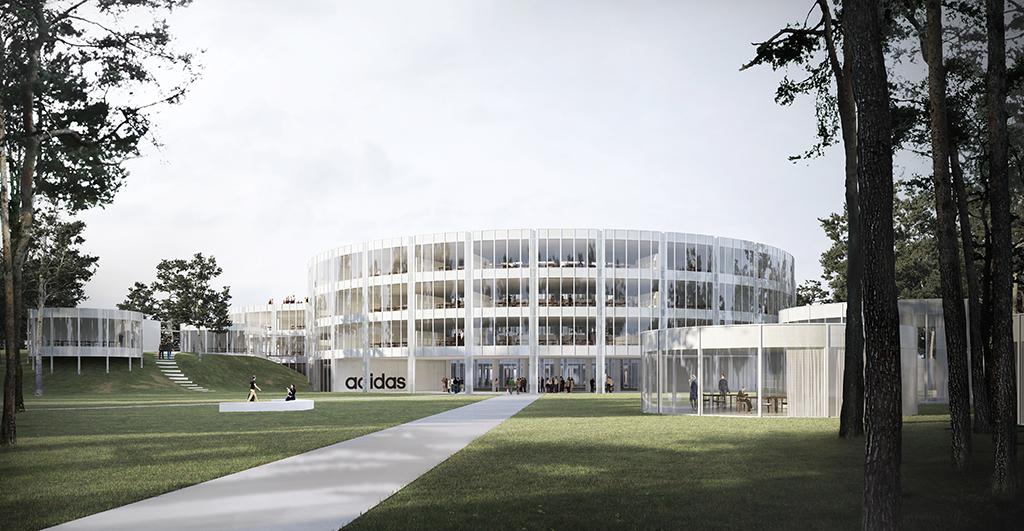 L 39 architecture d 39 aujourd 39 hui archi en apart parc for Collaborateur d architecte onisep