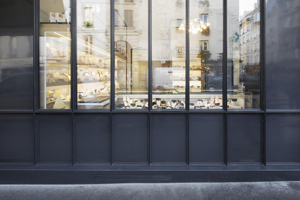 La ferme d'Alexandre, boutique à Paris ©camillegharbi