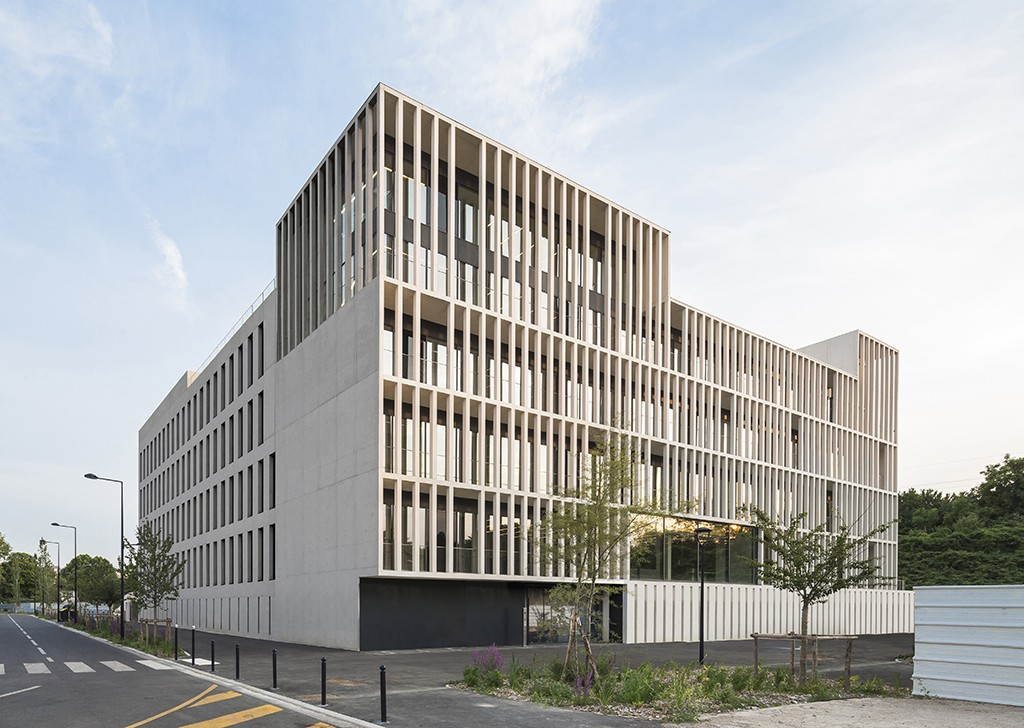IDF Habitat Headquarters, © Sergio Grazia