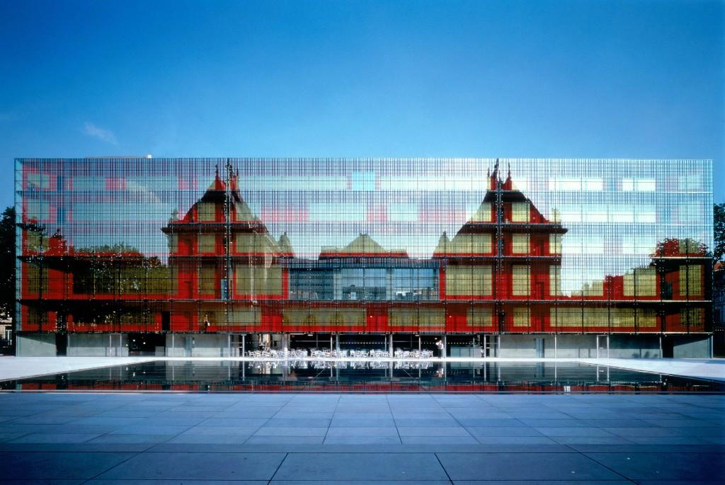 Musée des Beaux-Arts de Lille. Ibos & Vitart. © G. Fessy