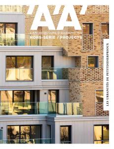 Les urbanités de PetitdidierPrioux, Hors-série AA Projects © DR