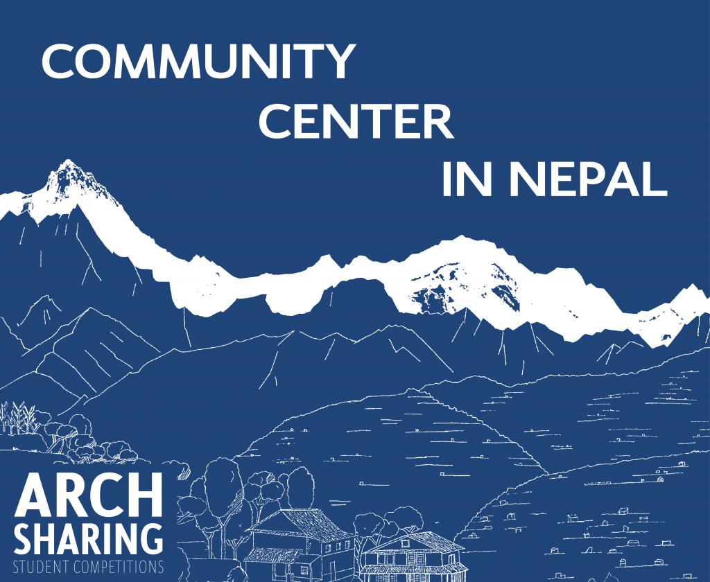 Community Center in Nepal, ARCHsharing 2018 © ARCHsharing