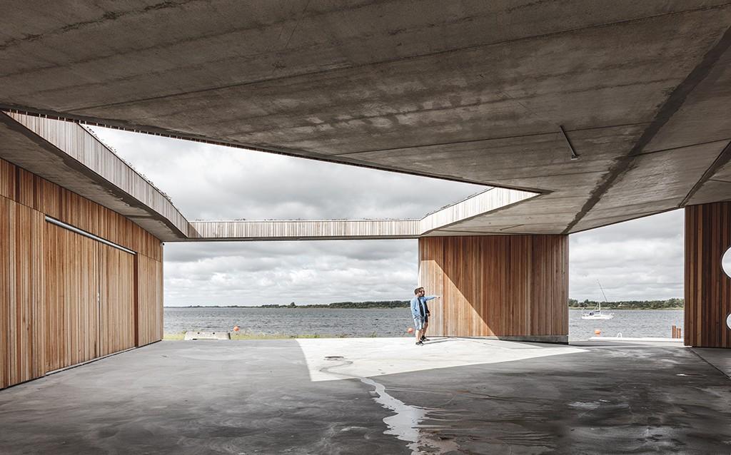 Vestre Fjordpark, Danemark ©Rasmus Hjortshoj Coast Studio
