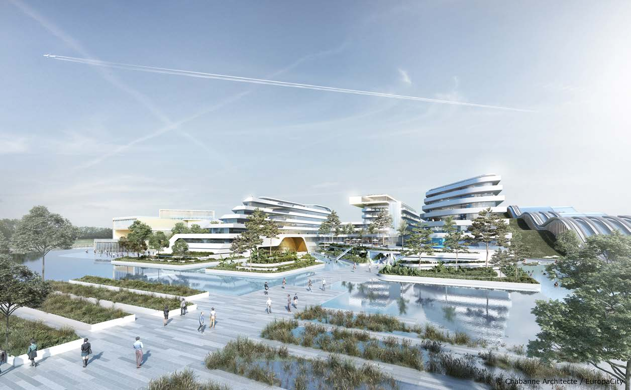 © Chabanne Architecture + Partenaires