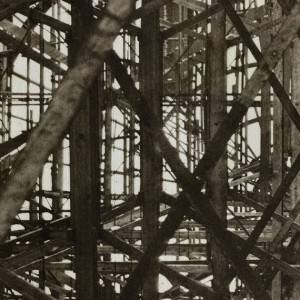 Progress of the Chrystal Palace, P.H. Delamotte, albumen silver print, 1855, collection CCA, Montreal), 2017 © Bas Princen