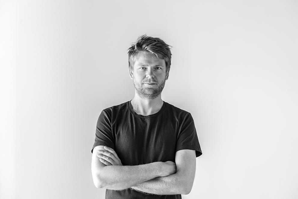 Portrait of Dan Stubbergaard © credits COBE