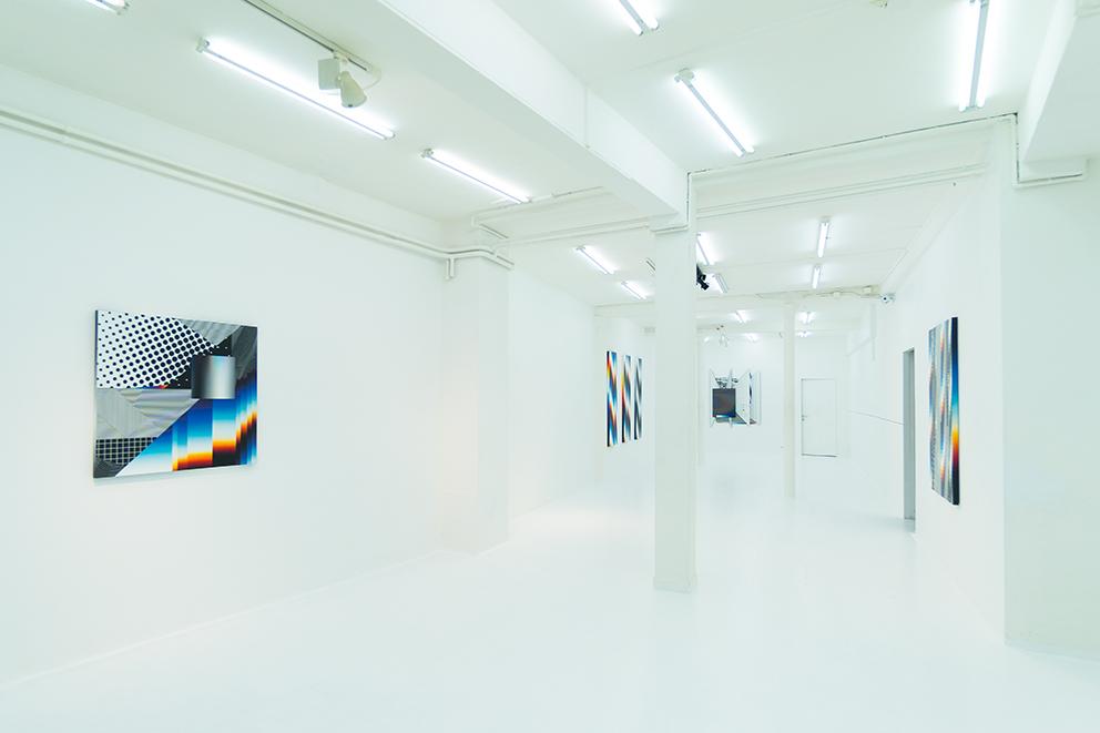 Felipe Pantone Dynamic Phenomena © Galerie Magda Danysz