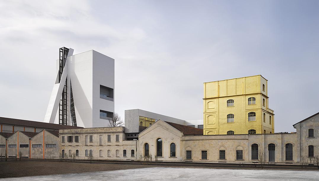 Fondazione Prada © Bas Princen 2018 Courtesy Fondazione Prada