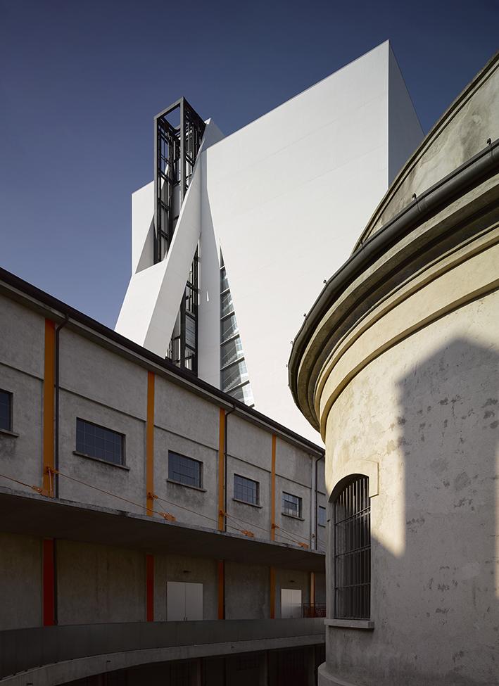 Torre, Fondazione Prada © Bas Princen 2018 Courtesy Fondazione Prada